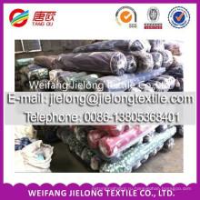 Хлопок плотный твил сверлом крашеные ткани для одежды