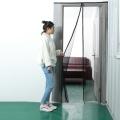magnetic door screen curtains magnetic door cover