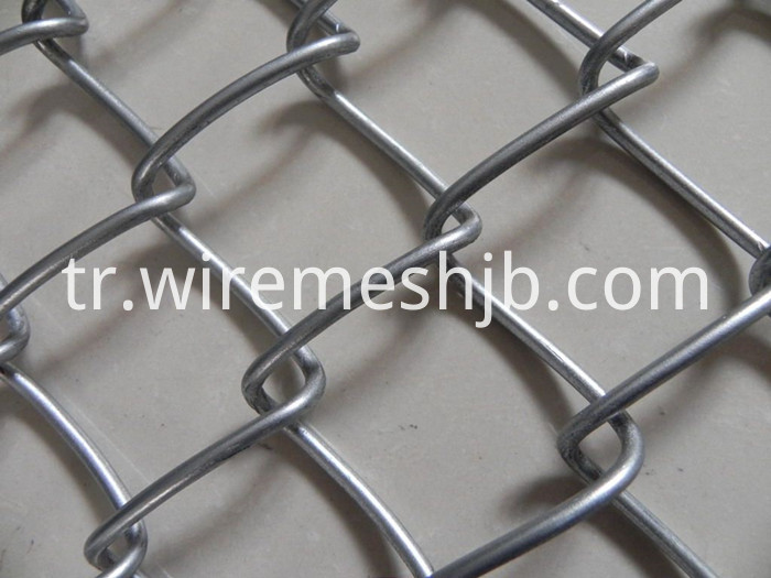 Chain Link Fabric