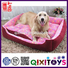 Chinese factory wholesale custom made pet house various sizes comfortable dog beds for large dogs