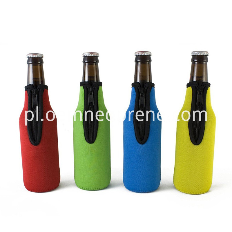 Colorful Beer Bottle Holders