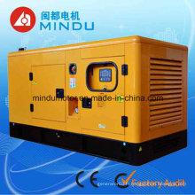 Groupe électrogène diesel silencieux Weichai de vente d'usine 100kVA