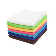 Kitchen Washing Cleaning Warp Knitting Microfiber Towel