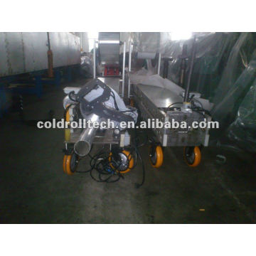 Round Downspout pipe making Machine
