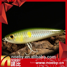95mm 19g best hard lure fishing artificial bait fish lures