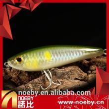 95 milímetros 19g melhor atração dura pesca isca artificial iscas de peixes