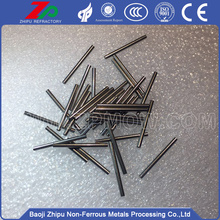 Hot selling attractive price for Tungsten Rod Sharpened 99.95% purity tungsten needle for sale export to Norway Manufacturers