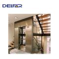 Ascensor Delfar con espacio pequeño para uso privado Villa Lift