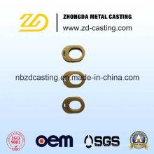 Coulée d'investment de cuivre de haute qualité d'OEM Chine coulée avec l'usinage