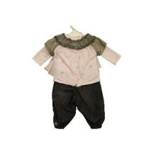 Latest baby set for girls summer 2piece clothing suit