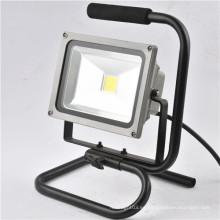 Luz de trabajo recargable de alta potencia de 30W LED con