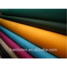 Direct manufacturers supply TC 65/35 45*45 110*76 plain pocketing fabric