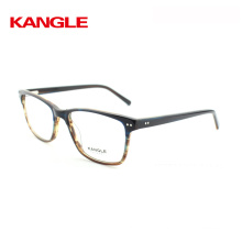 2017 Gard Stripe Gentlemen Eye Glasses Frame Optical Frame Eyewear