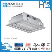 O diodo emissor de luz do dossel ilumina 50W as luzes Recessed diodo emissor de luz 50W 200W
