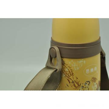 Alta Qualidade 304 Aço Inoxidável Parede Dupla Vacuum Flask Svf-600e Vacuum Flask