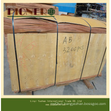Good Quality Natural Keruing Veneer, Plb Veneer for India