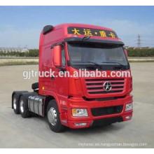 Dayun marca 6x4 unidad tractor cabeza camión para remolques y contenedores de remolque