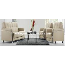 Sofa del color del color que espera el sofá del vestíbulo del sofá (FOH-8086)