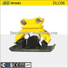 KATO compactador para estradas, vibro compactador, compactador de placas para escavadeira
