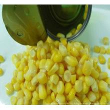 Сладкая консервированная Кукуруза 340г легкой открытой крышкой