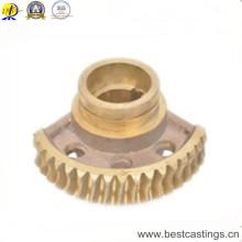 OEM Custom Mchined LG2 Bronze Sand Casting