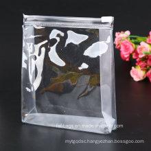 Transparent PVC Beauty Bag for Outdoor