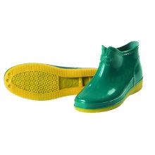 cheap practical women pvc rainboot