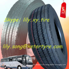 Double Star Brand Bus Tyres 275/70R22.5 275/80R22.5 295/75R22.5 315/70R22.5