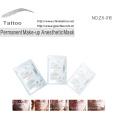Tattoo & Permanent Makupanästhetische Maske für die Liq