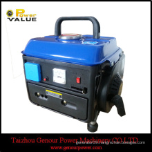 petrol home 750w gasoline honda generator 220v, homemade power generator for sale