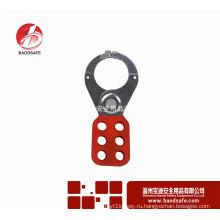 Wenzhou BAODSAFE Стальная блокировка Hasp с наконечниками BDS-K8621