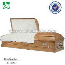 JS-A592 americano mdf caixão