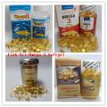 Meilleure qualité Omega 3 Deep Sea Softgel Capsule Huile de poisson
