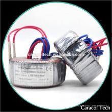240v Entrada - 50 0 50v Transformador toroidal secundário 600va com alta qualidade e melhor preço