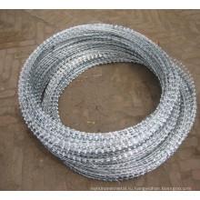 Нержавеющая сталь Razor Wire Mesh