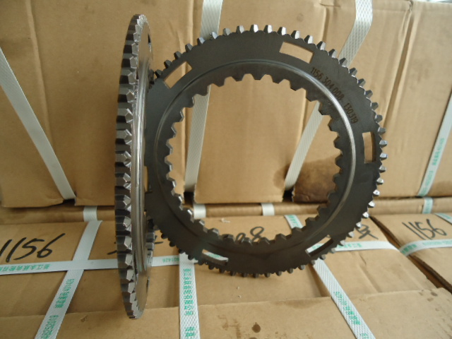 Shaving ZF Transmission Ring Gear Gearbox