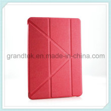 PU Leather for iPad Slim Smart Cover with Stand