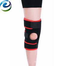 Medical Grade Design mais recente tamanho ajustável joelho Brace Fashion