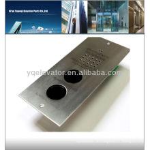 Aufzug COP Panel, Lift Cop Panel, Aufzug Deckenplatte