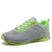 Gestrickte Breathable Mode-beiläufige Gelee-Sohlen-Frauen-Schuhe