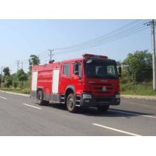 pierce spartan rosenbauer fire trucks