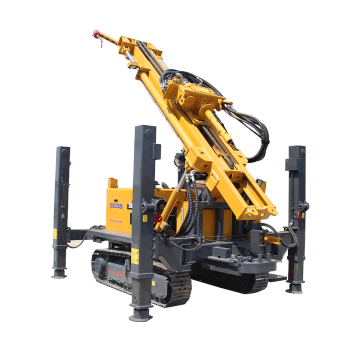 300M Well Crawler Rock Geology Drilling Rig