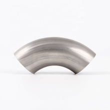 Stainless Steel Sanitary Long Radius Welding Pipe Elbow