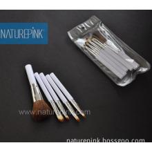 Makeup Brush Cosmetic Gift Set Travel /Portable Brush Set 6PCS (NP0646)
