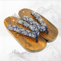 Holz Japan Fuß Holz Schuhsohle