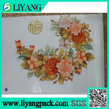 Graceful Flower Film, Heat Transfer Film
