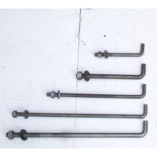 Galvanized Steel Anchor Bolts For Foundation