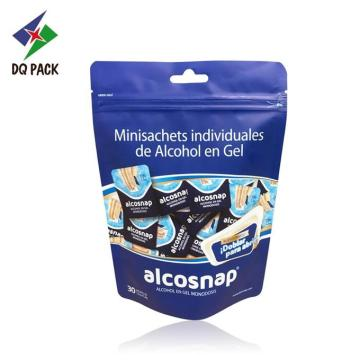 Aluminum Foil Doypack Pouch For Daily Products