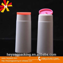 100ml white PE baby lotion bottle