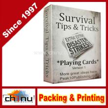 Überlebenstipps und Tricks Spielkarten (430183)